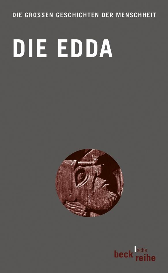 Cover des Buches 'Die Edda'