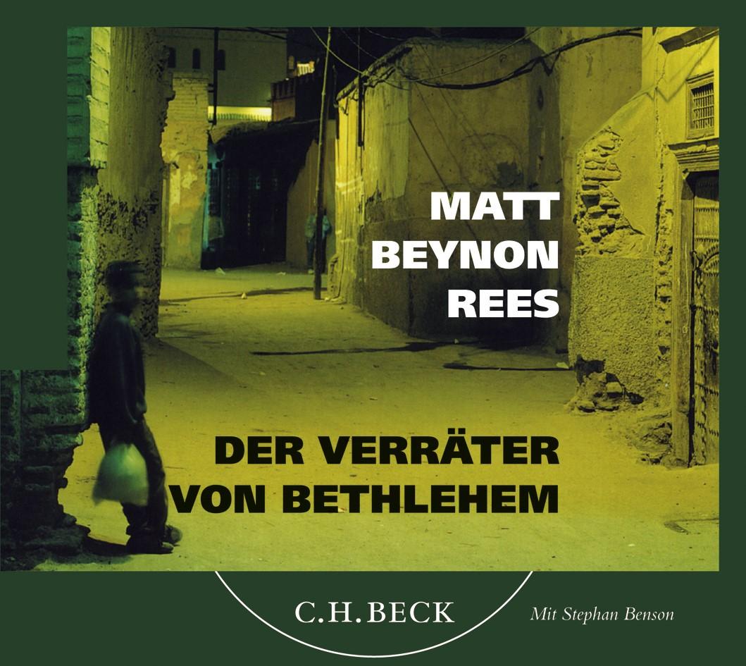 Cover des Buches 'Der Verräter von Bethlehem - Hörbuch'