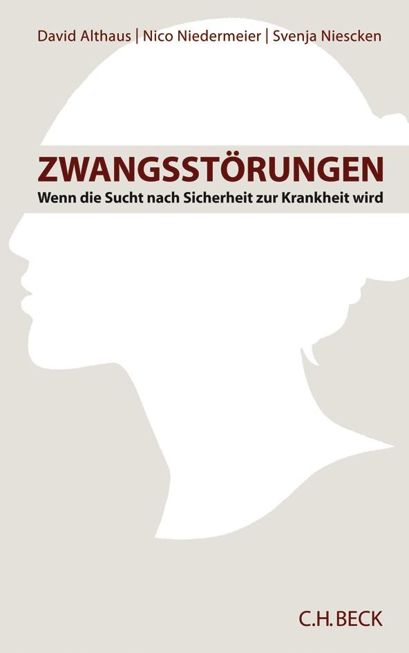 Cover des Buches 'Zwangsstörungen'