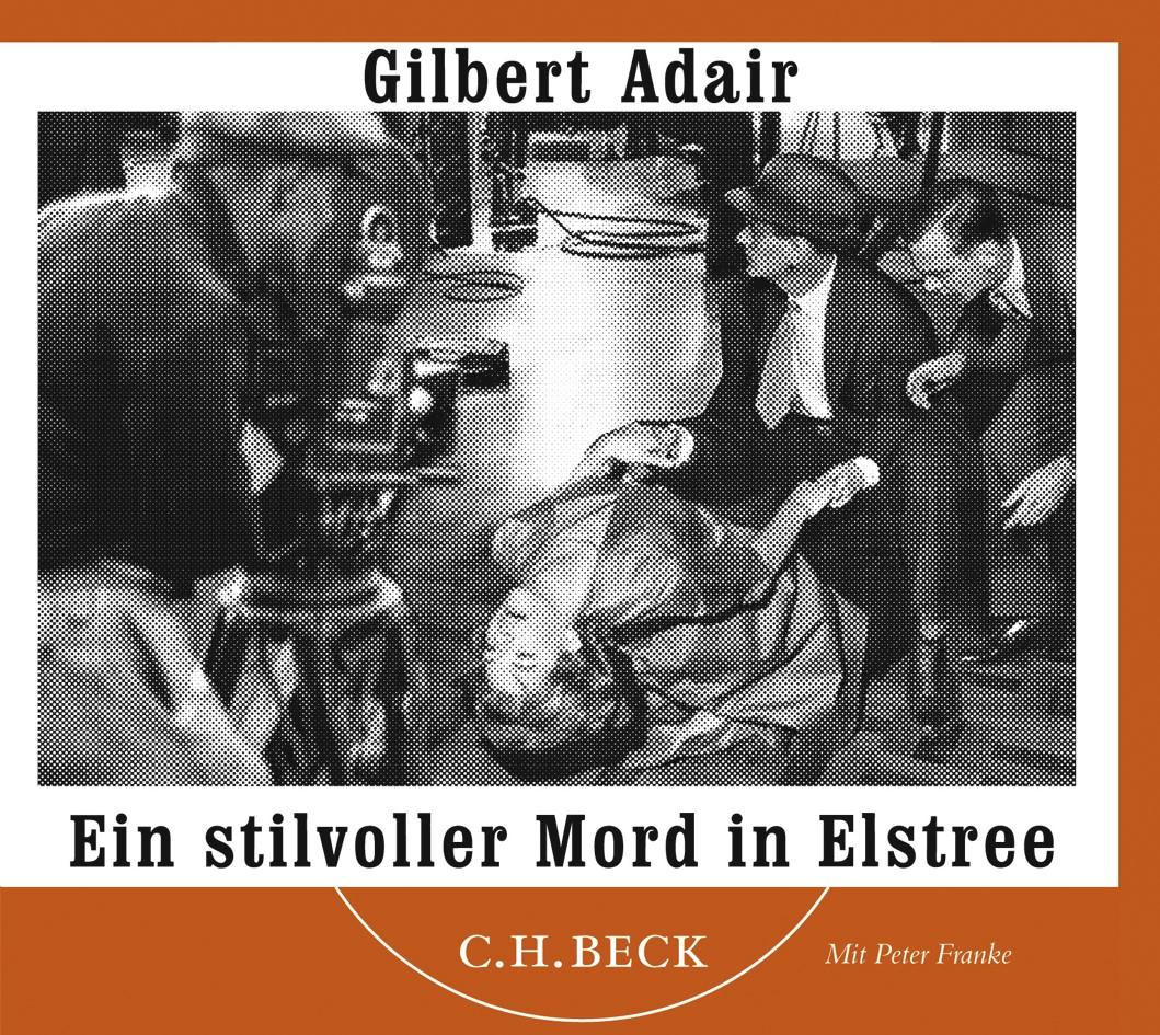 Cover des Buches 'Ein stilvoller Mord in Elstree - Hörbuch'