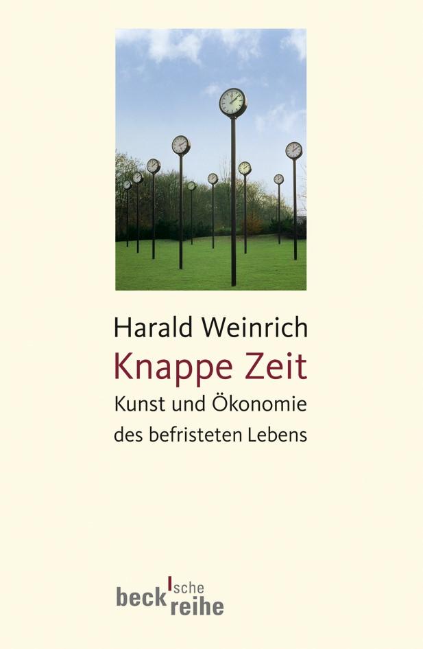 Cover des Buches 'Knappe Zeit'