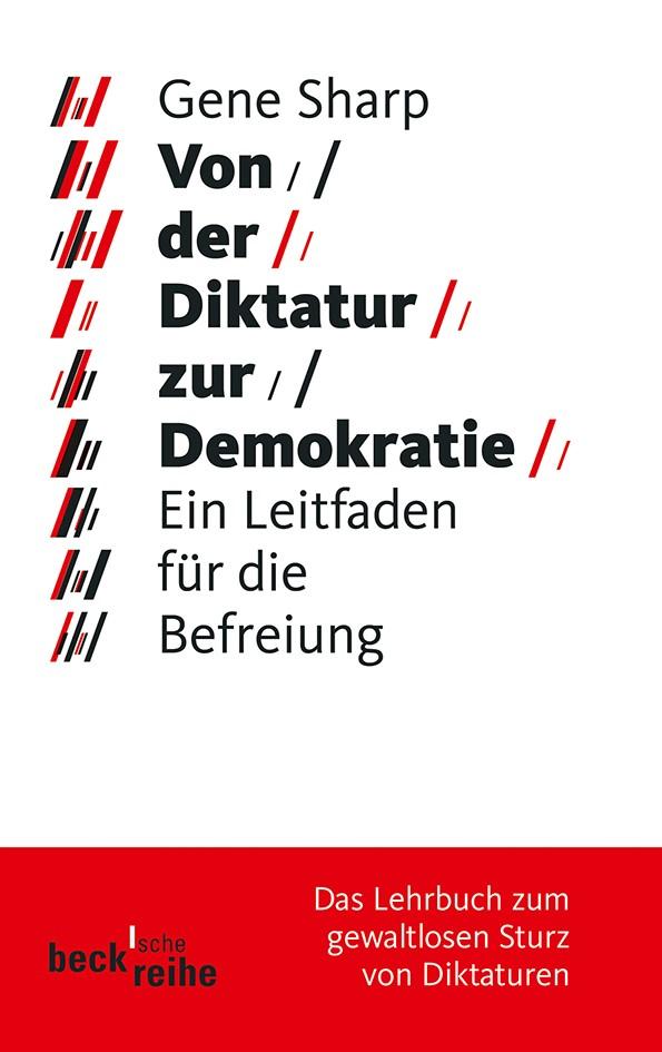 Cover des Buches 'Von der Diktatur zur Demokratie'