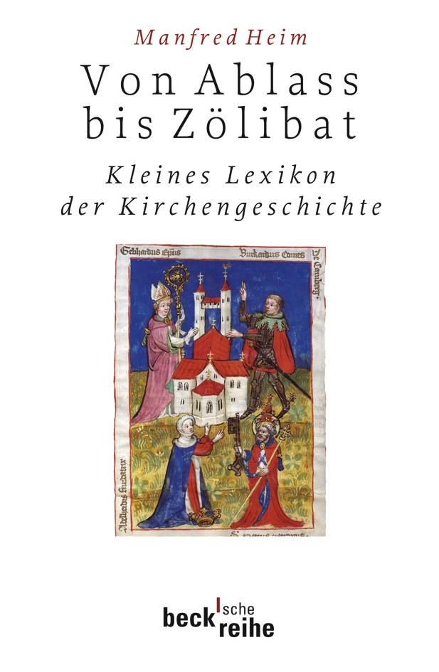 Cover des Buches 'Von Ablaß bis Zölibat'