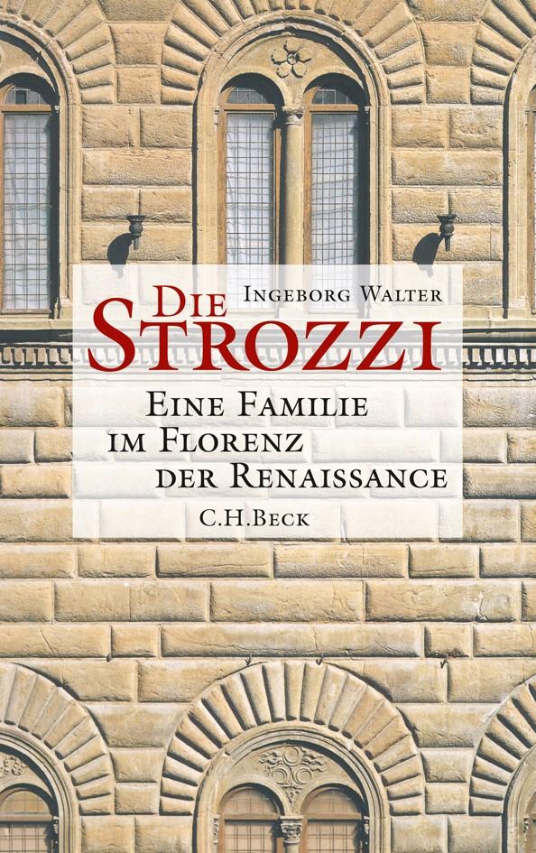 Cover des Buches 'Die Strozzi'