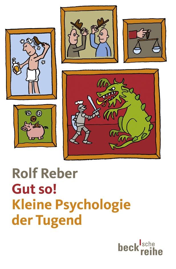 Cover des Buches 'Gut so!'