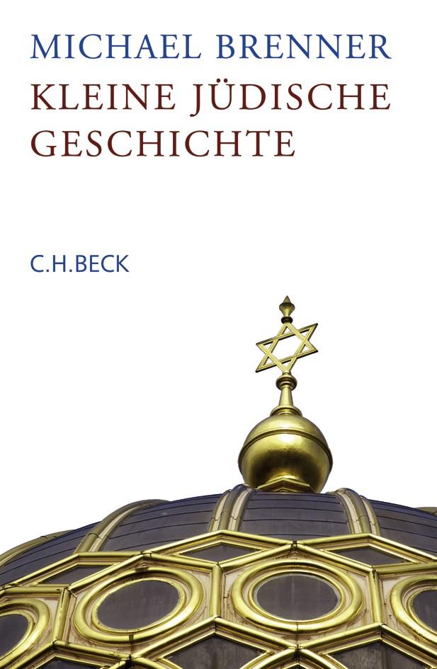Cover des Buches 'Kleine jüdische Geschichte'