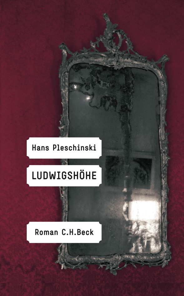 Cover des Buches 'Ludwigshöhe'