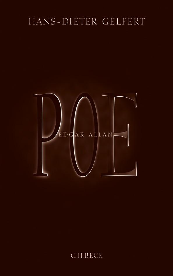 Cover des Buches 'Edgar Allan Poe'