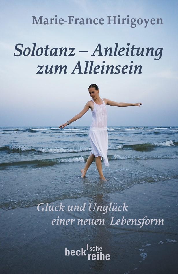 Cover des Buches 'Solotanz - Anleitung zum Alleinsein'