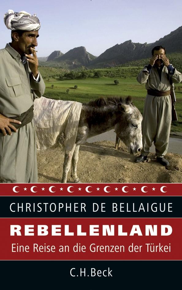 Cover des Buches 'Rebellenland'