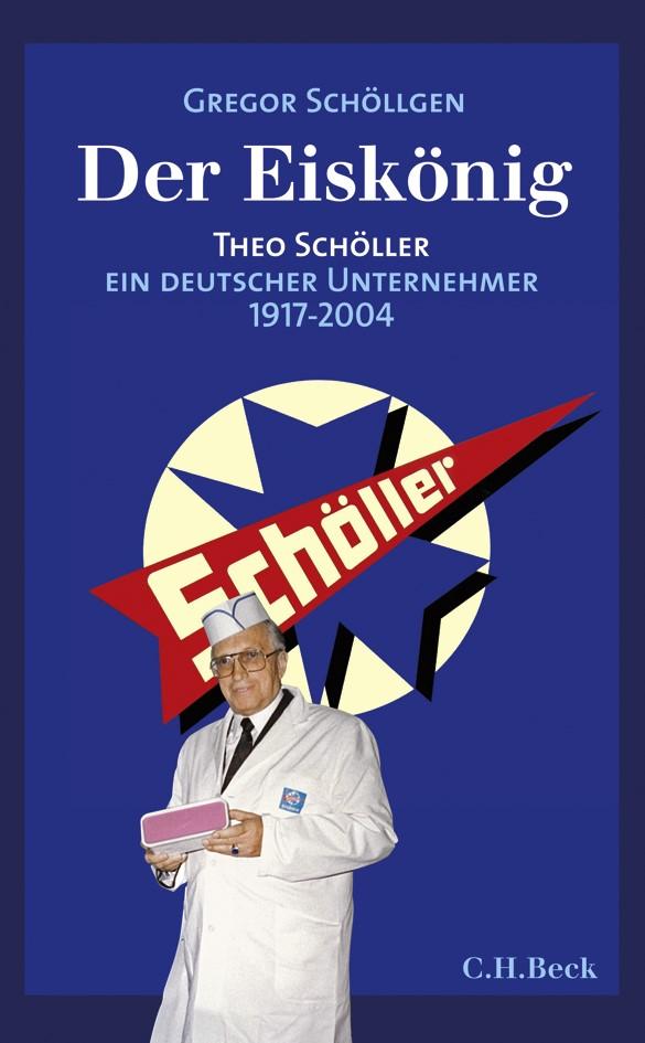 Cover des Buches 'Der Eiskönig'