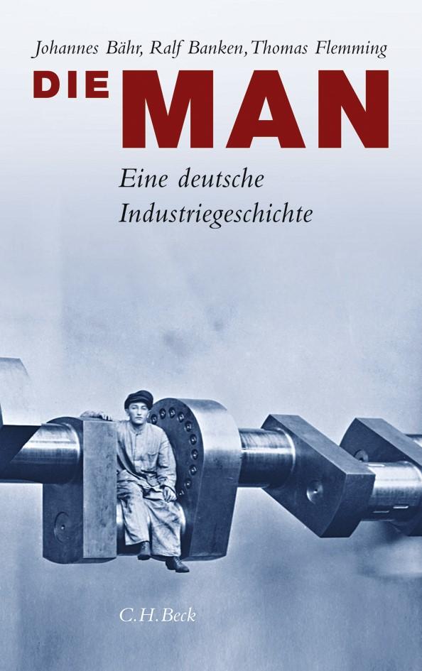 Cover des Buches 'Die MAN'