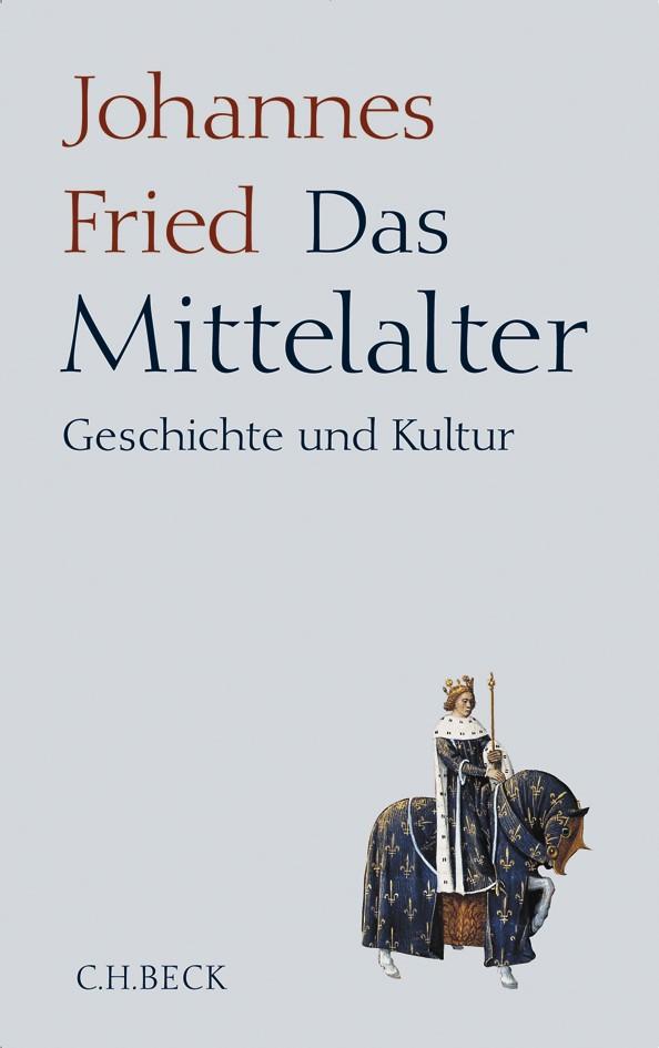 Cover des Buches 'Das Mittelalter'