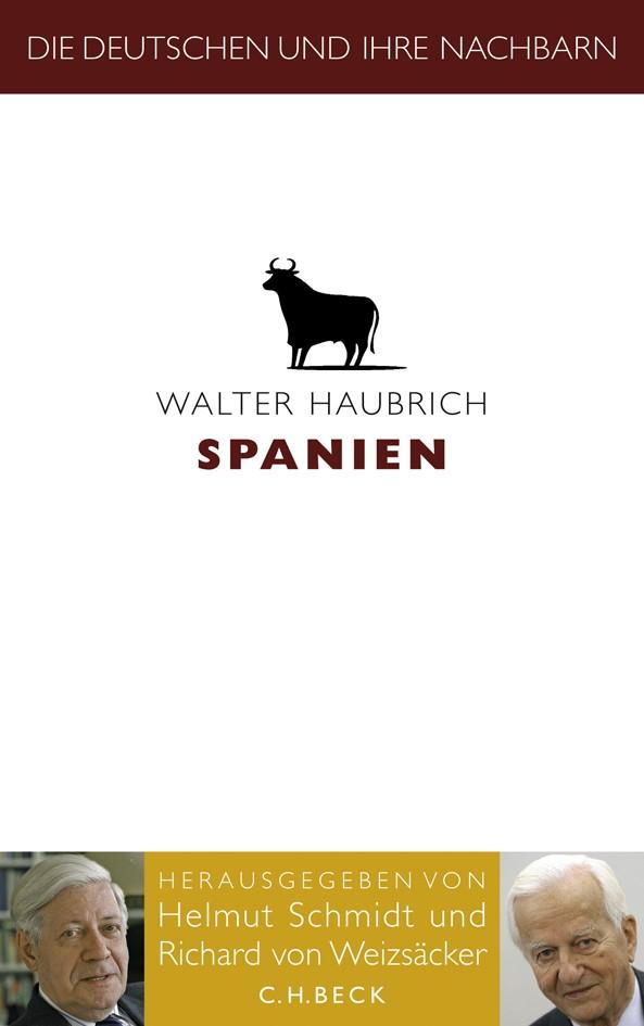 Cover des Buches 'Spanien'