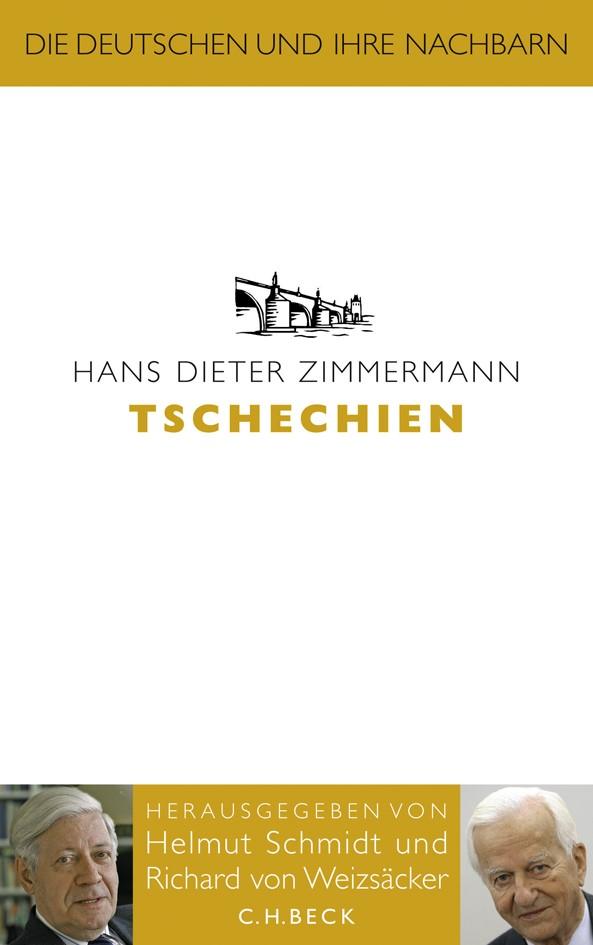 Cover des Buches 'Tschechien'