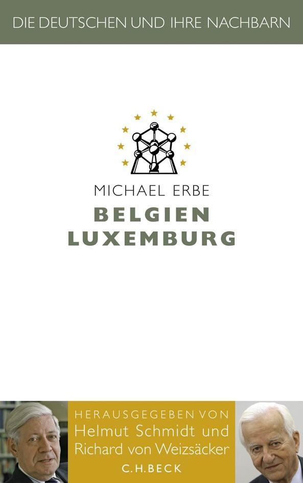 Cover des Buches 'Belgien Luxemburg'