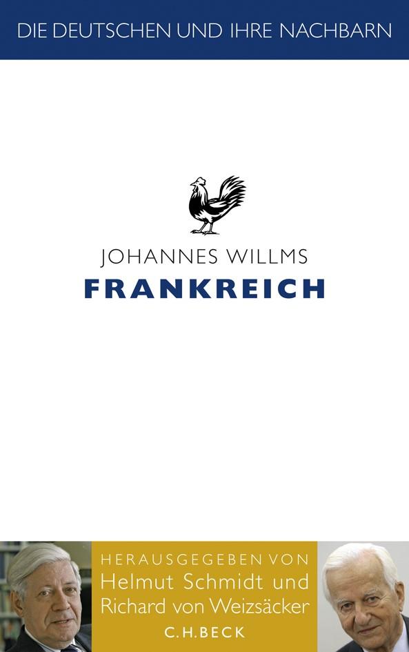 Cover des Buches 'Frankreich'