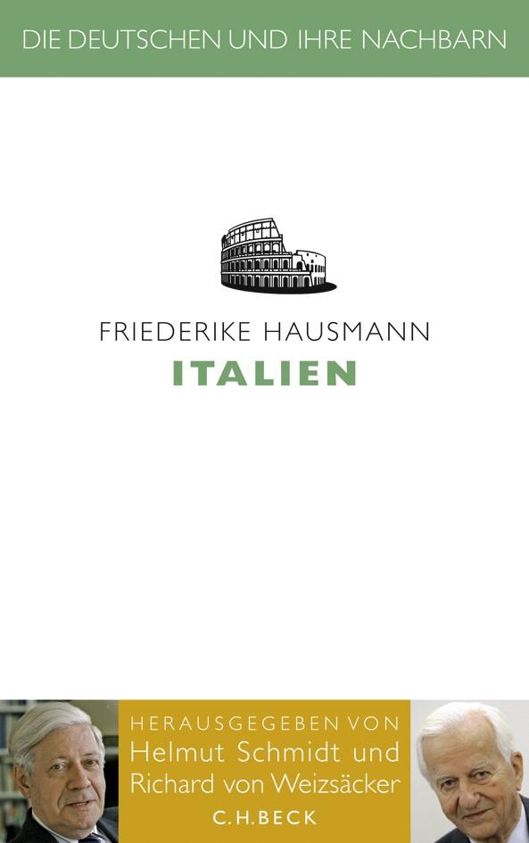 Cover des Buches 'Italien'