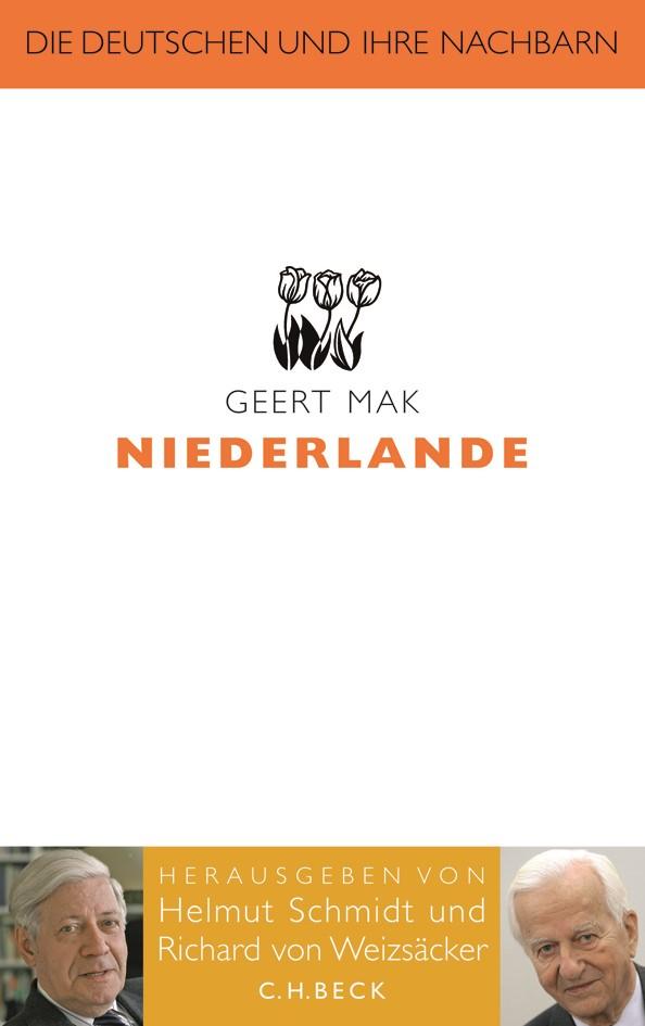 Cover des Buches 'Niederlande'