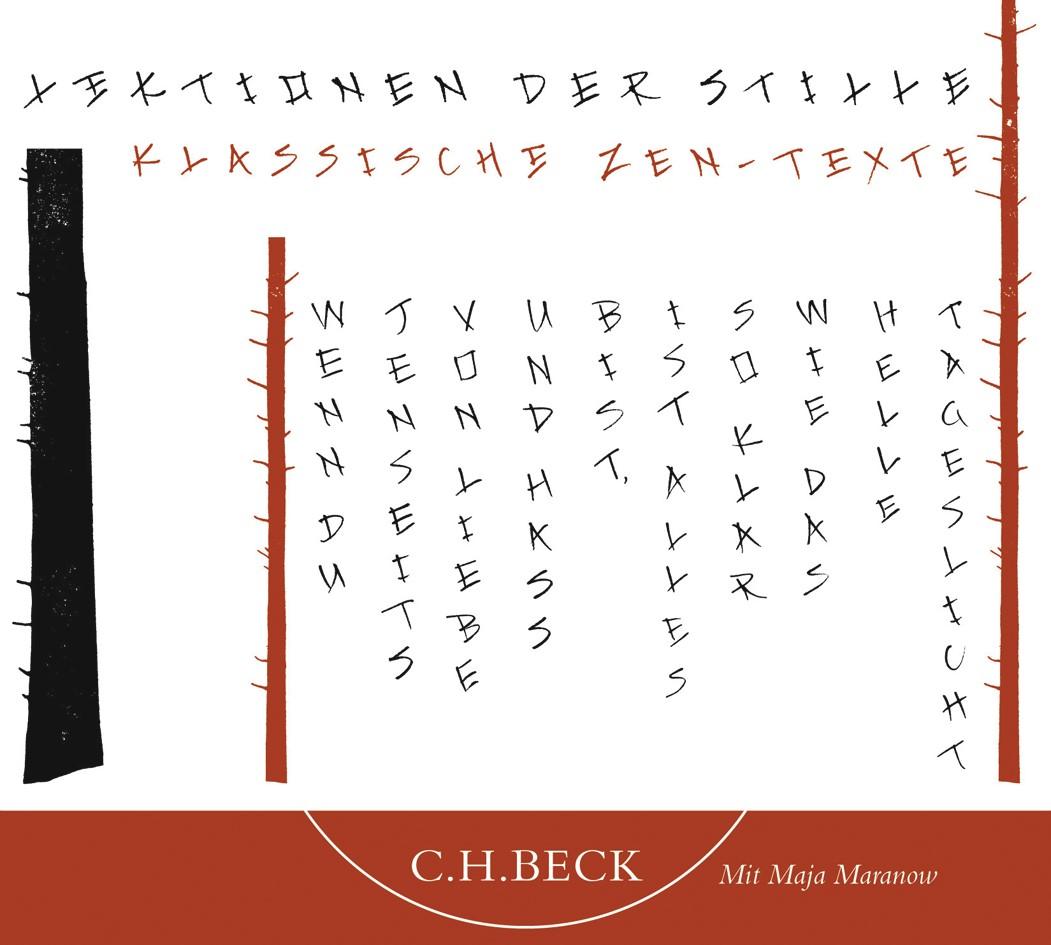 Cover des Buches 'Lektionen der Stille - Hörbuch'