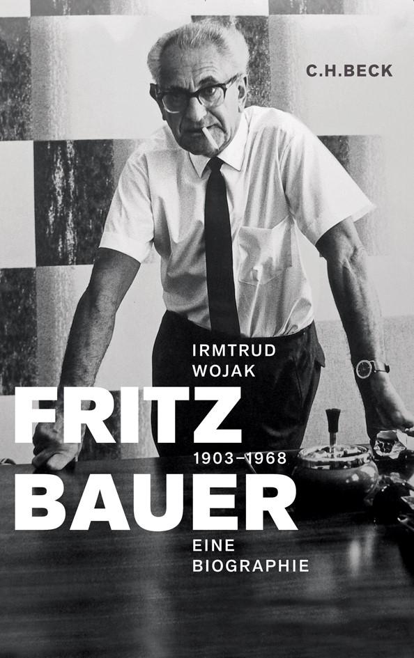 Cover des Buches 'Fritz Bauer 1903 - 1968'