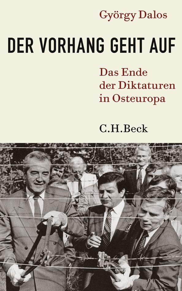 Cover des Buches 'Der Vorhang geht auf'