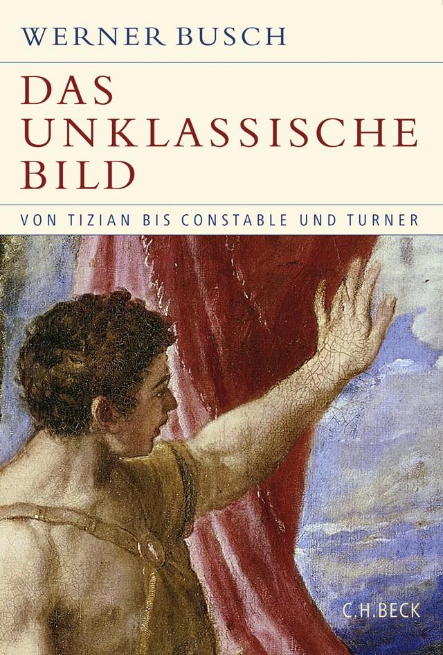 Cover des Buches 'Das unklassische Bild'