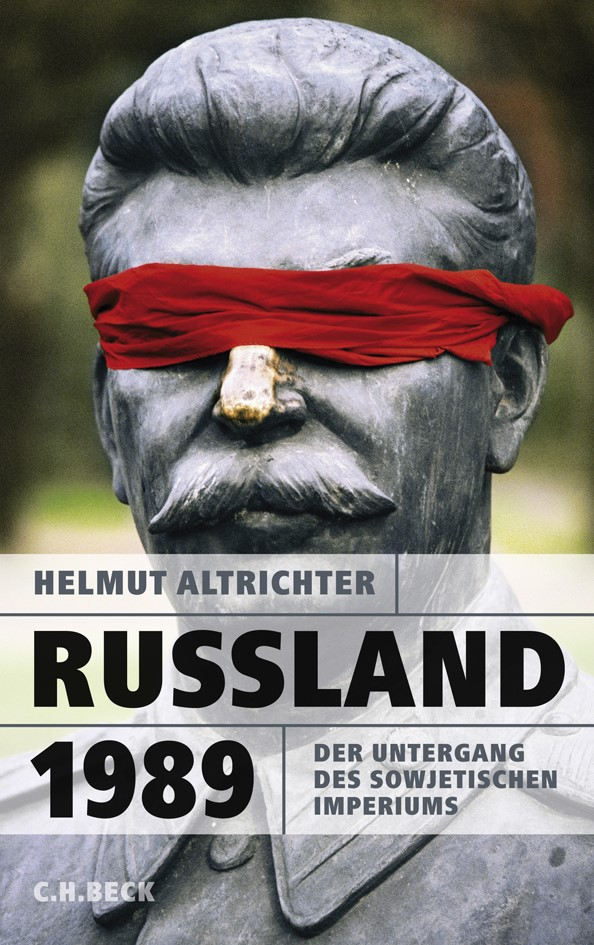 Cover des Buches 'Russland 1989'