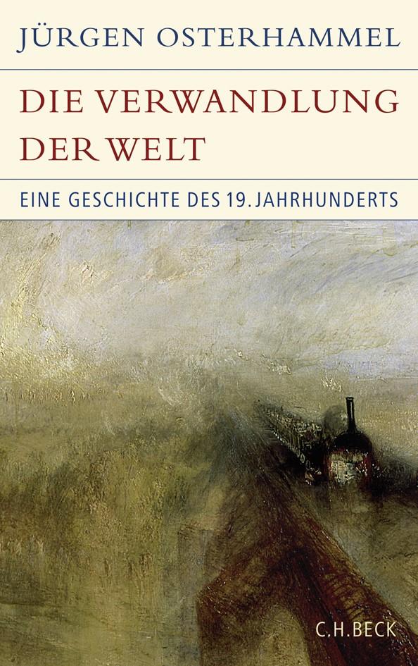 Cover des Buches 'Die Verwandlung der Welt'