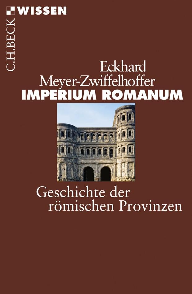 Cover des Buches 'Imperium Romanum'