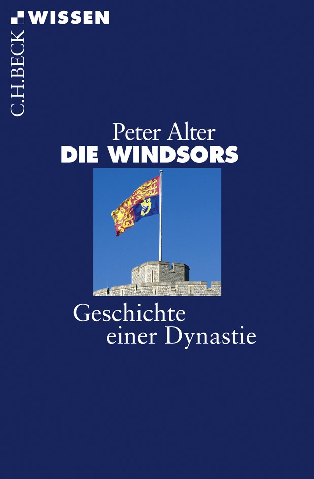 Cover des Buches 'Die Windsors'