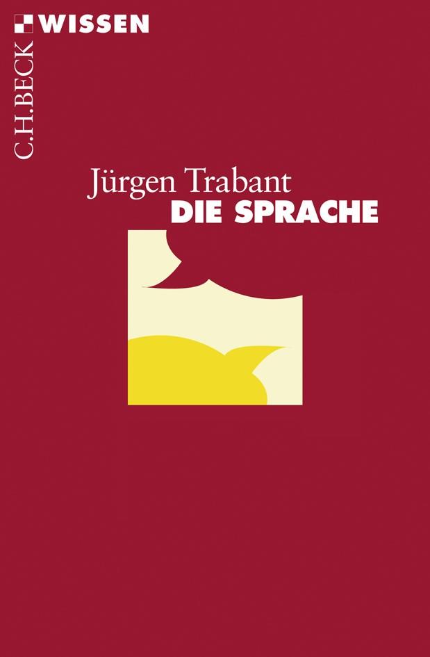 Cover des Buches 'Die Sprache'