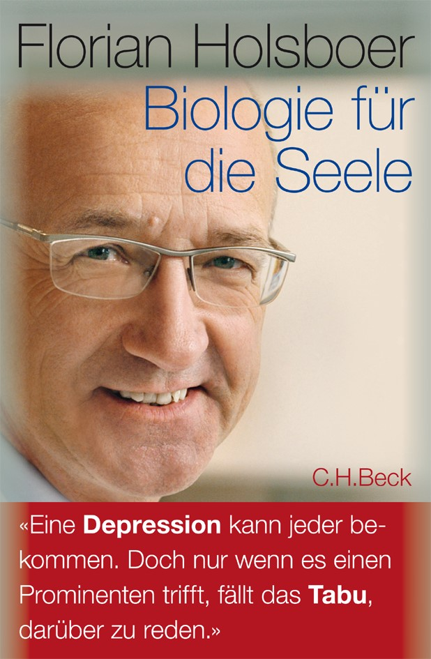 Cover des Buches 'Biologie für die Seele'