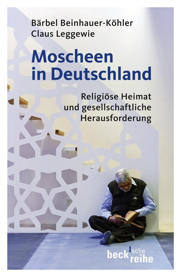 Cover des Buches 'Moscheen in Deutschland'