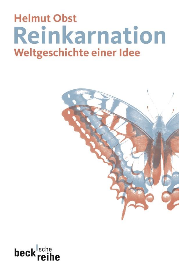Cover des Buches 'Reinkarnation'