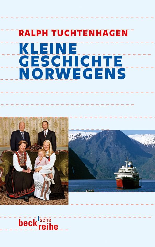 Cover des Buches 'Kleine Geschichte Norwegens'