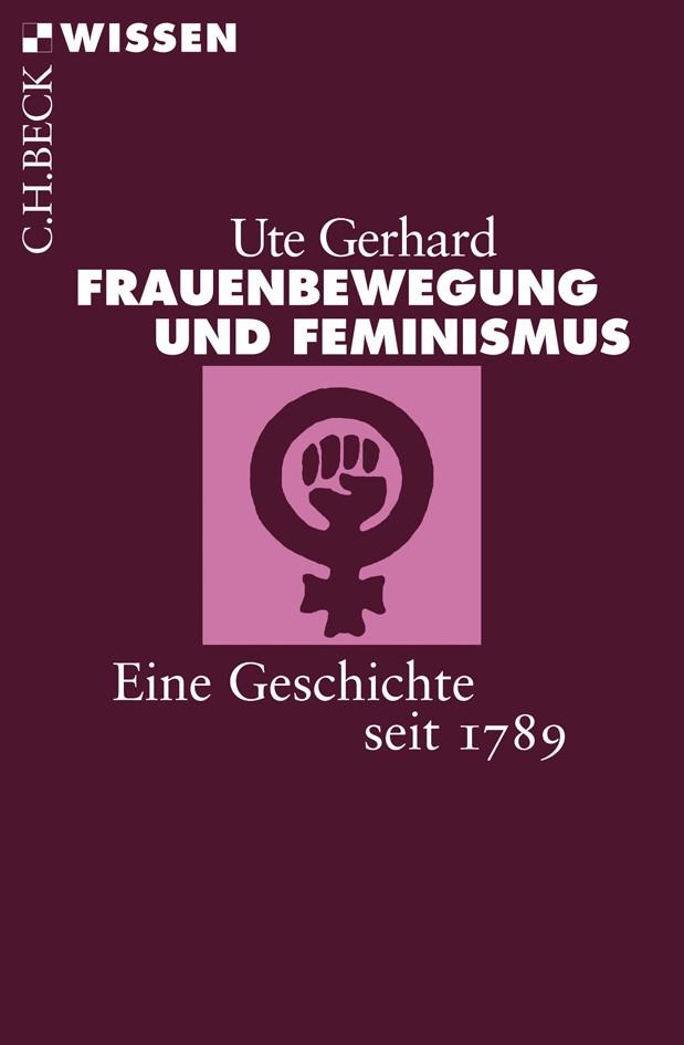 Cover des Buches 'Frauenbewegung und Feminismus'