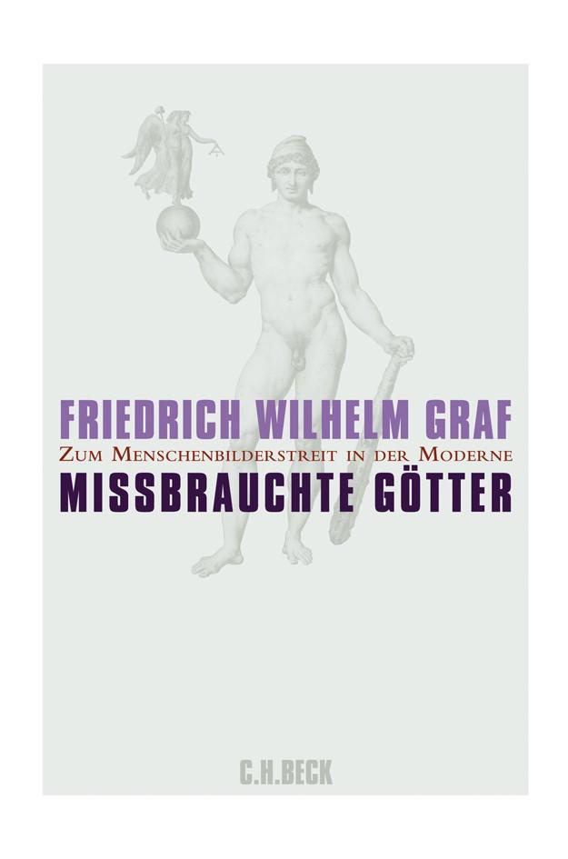 Cover des Buches 'Missbrauchte Götter'