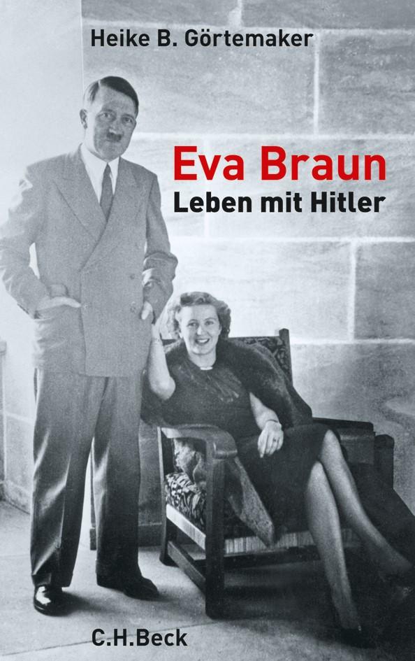 Cover des Buches 'Eva Braun'