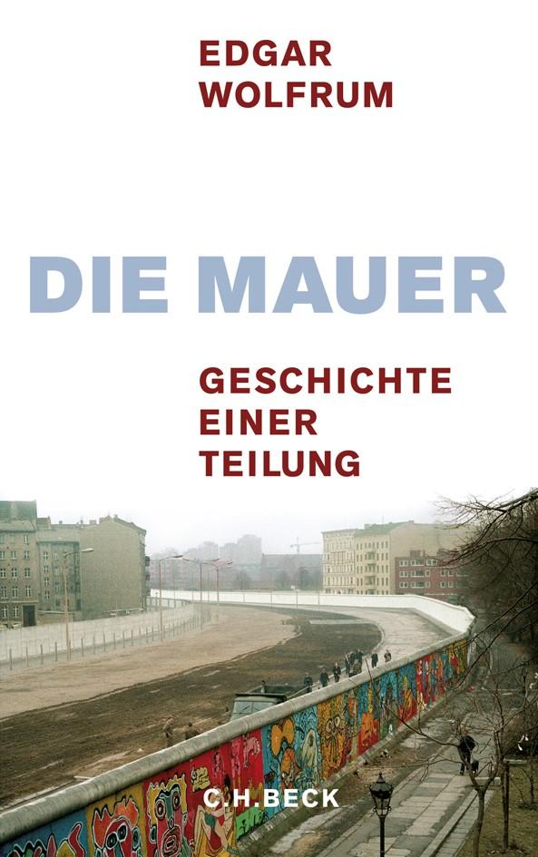 Cover des Buches 'Die Mauer'