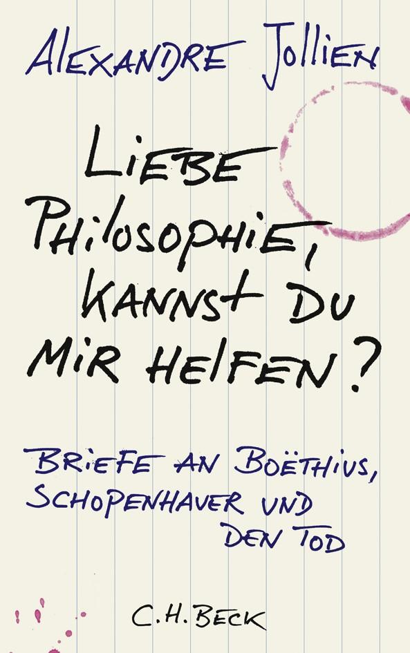 Cover des Buches 'Liebe Philosophie, kannst du mir helfen?'