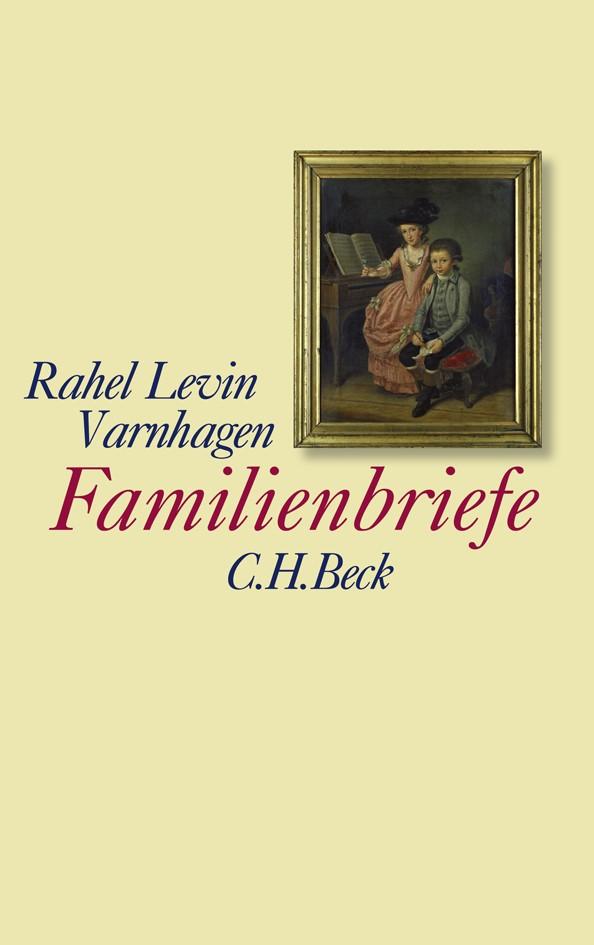 Cover des Buches 'Familienbriefe'