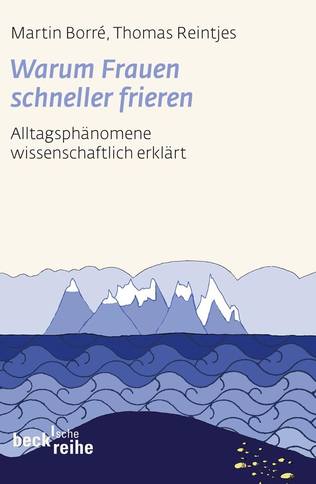 Cover des Buches 'Warum Frauen schneller frieren'