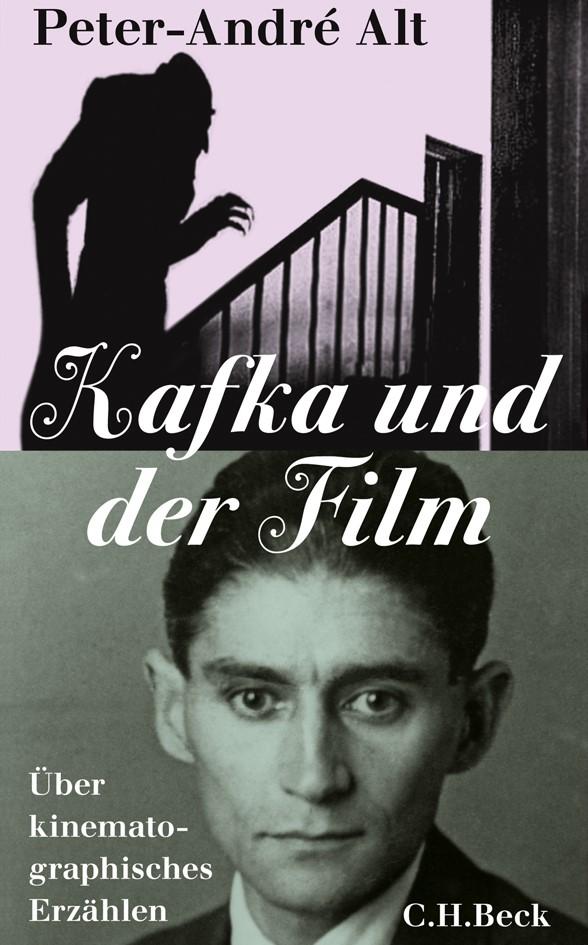 Cover des Buches 'Kafka und der Film'
