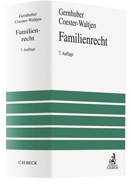 Abbildung von Gernhuber / Coester-Waltjen | Familienrecht | 7., völlig neu bearbeitete Auflage | 2020