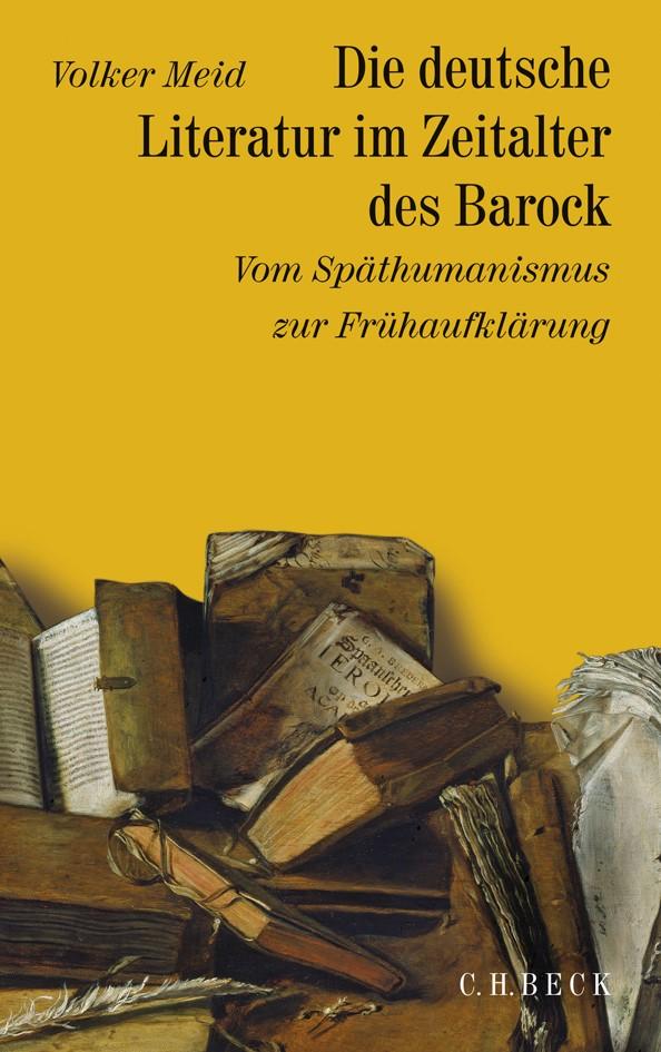 Cover des Buches 'Geschichte der deutschen Literatur  Bd. 5: Die deutsche Literatur im Zeitalter des Barock'