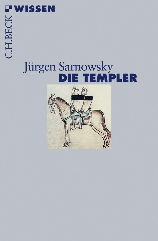 Cover des Buches 'Die Templer'