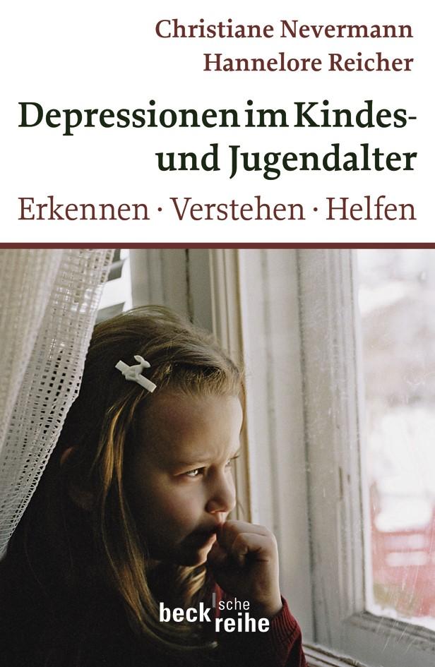 Cover des Buches 'Depressionen im Kindes- und Jugendalter'