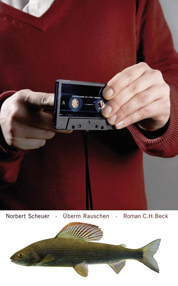 Cover des Buches 'Überm Rauschen'