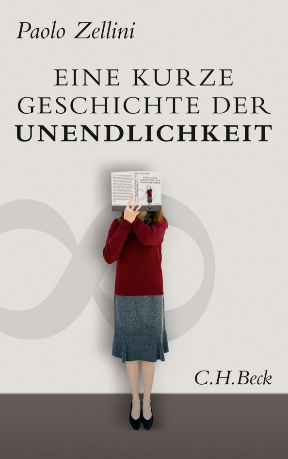 Cover des Buches 'Eine kurze Geschichte der Unendlichkeit'